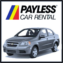Discount Payless Rental Cars